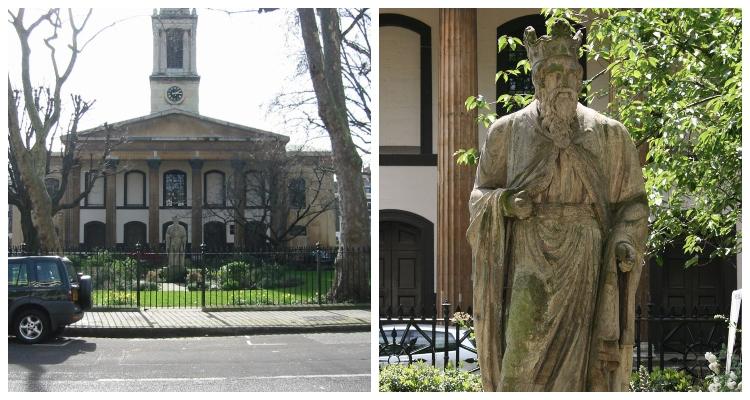 Trinity Church Square London