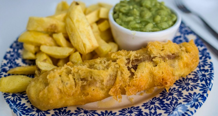 corner plaice fish and chips delivery manchester