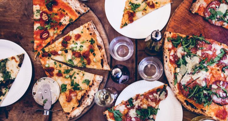Homeslice Marylebone | Best Pizza Delivery London | DesignMyNight