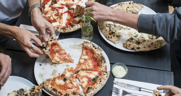 Made of Dough | Best Pizza Delivery London | DesignMyNight