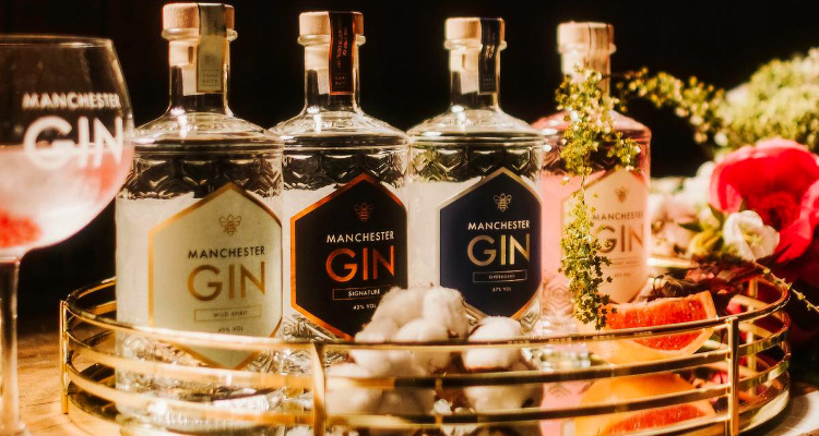 Manchester Gin Distillery Lockdown Virtual Gin Tasting