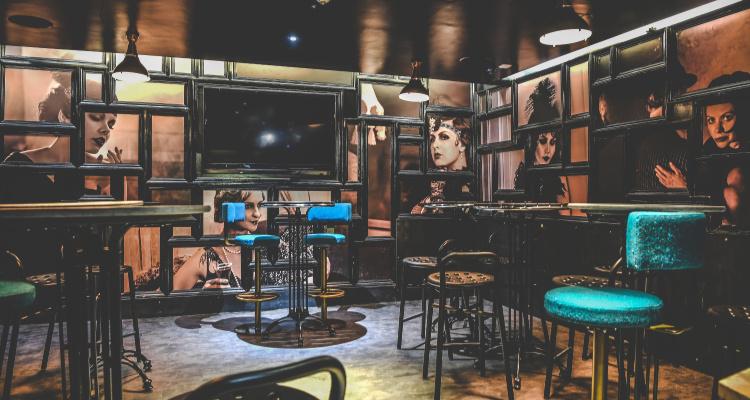 Megaro Bar Life After Lockdown