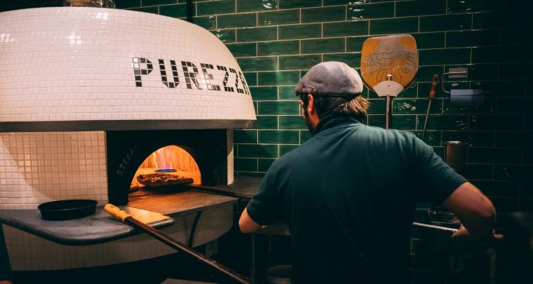 Purezza Camden | Best Pizza Delivery London | DesignMyNight