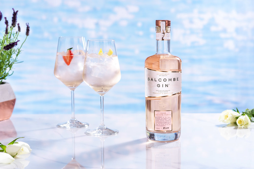 Live Virtual Gin Tasting and Cocktail Masterclass with Salcombe Gin