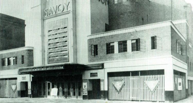 Savoy Cinema | LDN Revealed | DesignMyNight