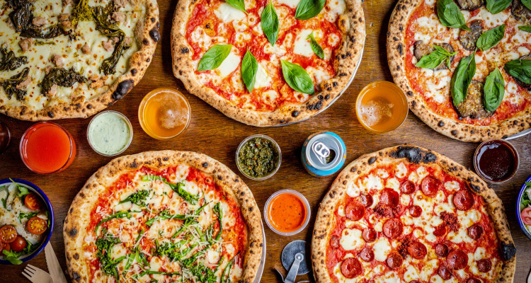 Yard Sale Pizza | Best Pizza Delivery London | DesignMyNight