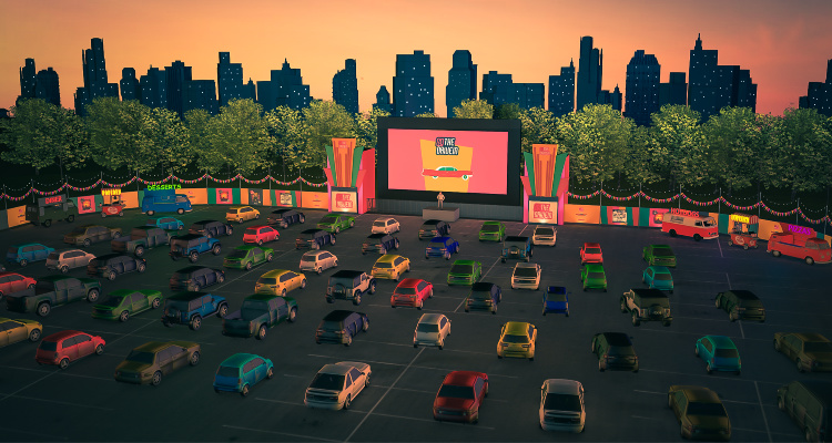 At The Drive In UK's Biggest Drive-In Cinema