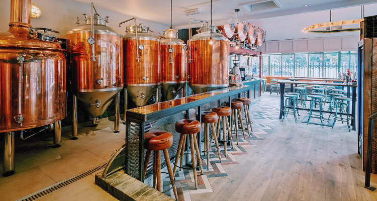 Brewhouse And Kitchen Cardiff Craft Beer