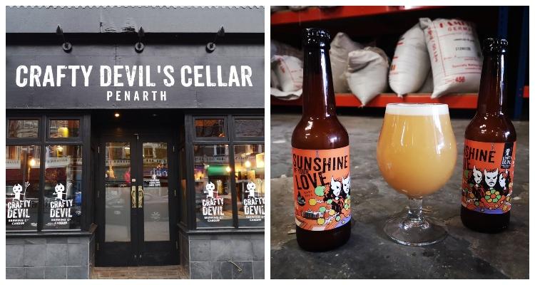 Crafty Devil Brewing Cardiff Craft Beer