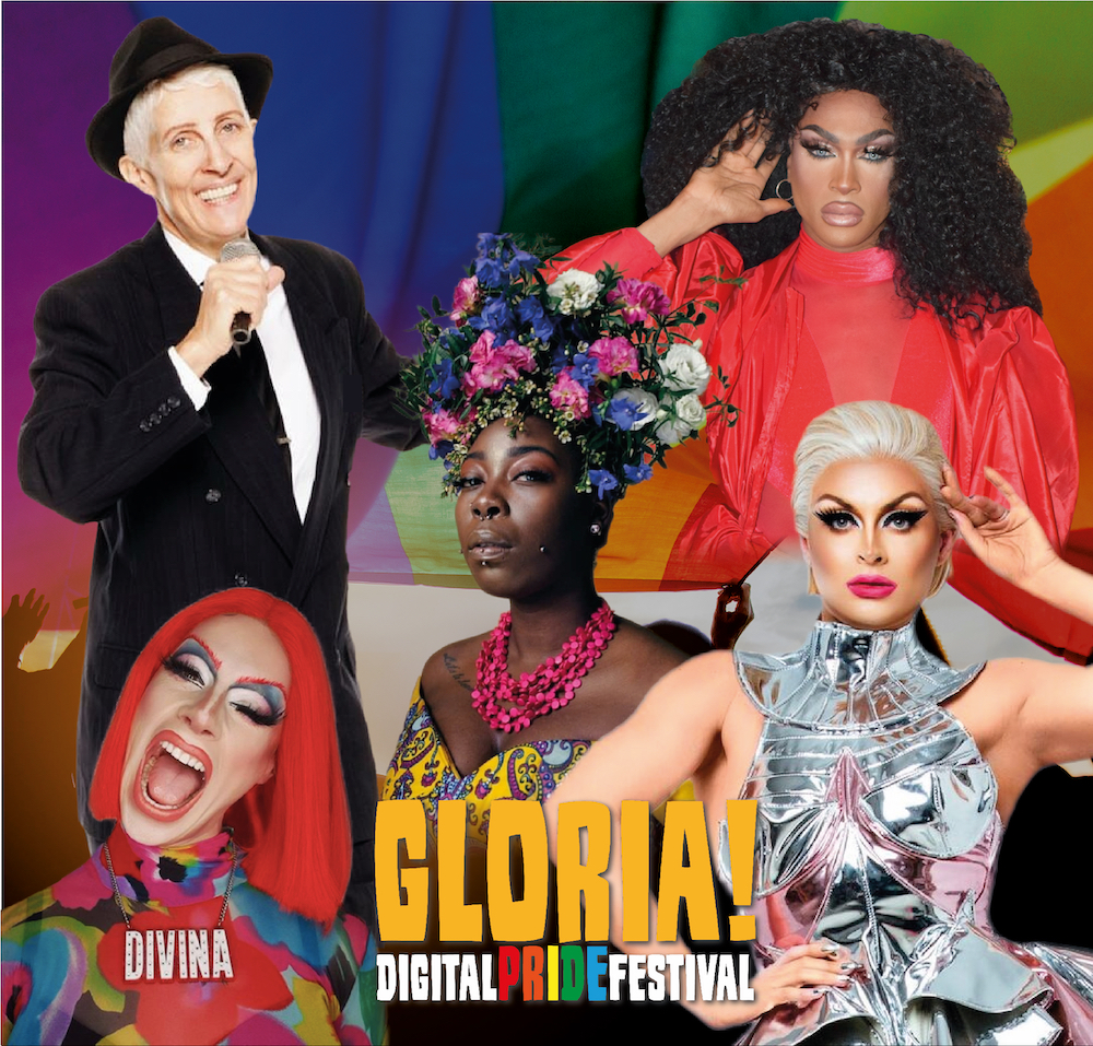 Gloria! Digital Pride Festival