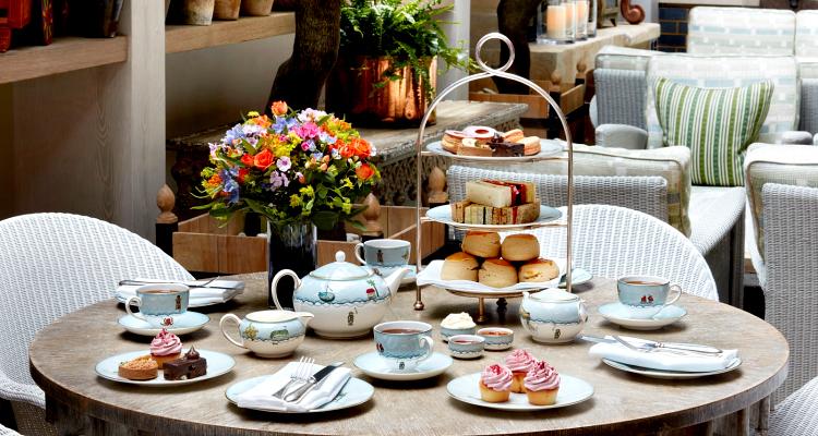 Ham Yard Hotel Afternoon Tea