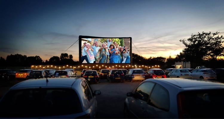 Nightlix UK Drive-In Cinema