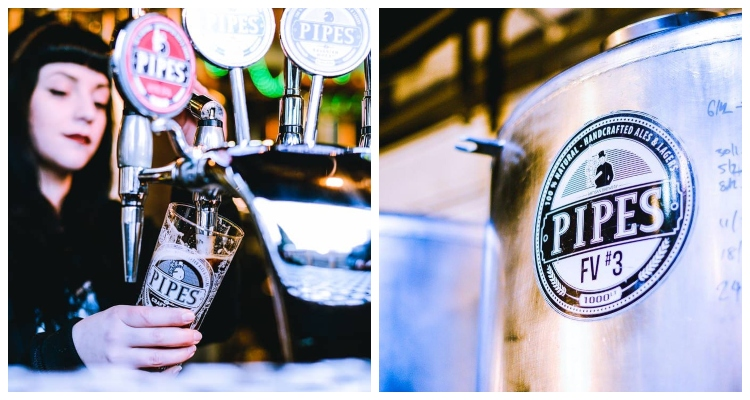 Pipes Brewing Cardiff Craft Beer