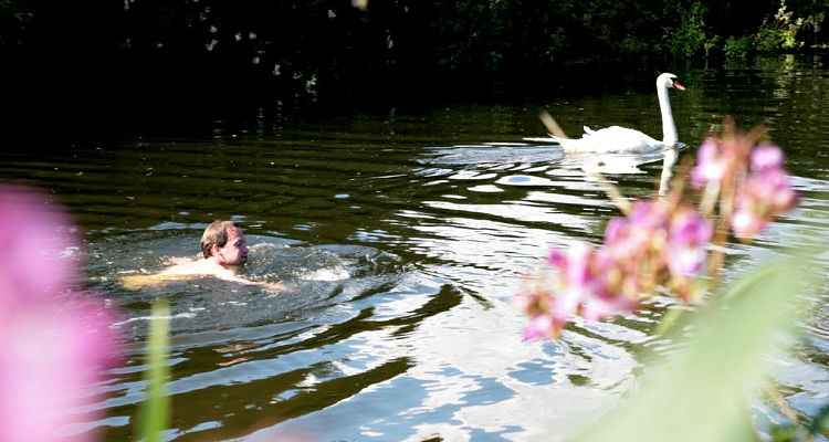 River Medway Wild Swimming London