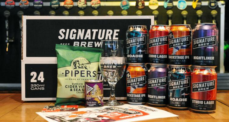 Signature Brew Pub In A Box Review DesignMyNight