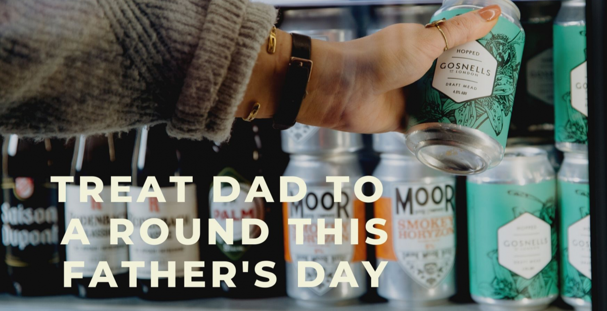 FATHER'S DAY BEER VOUCHER