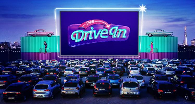 The Drive In UK Drive-In Cinema