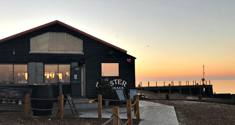 The Lobster Shack Whitstable