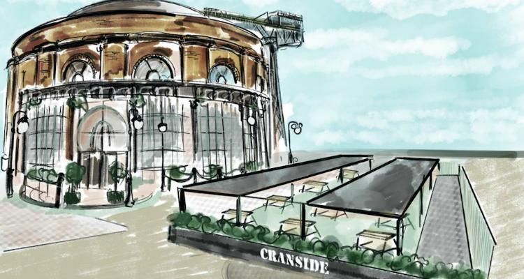 Cranside Kitchen Glasgow's Biggest Beer Garden