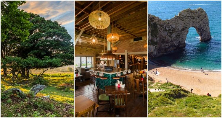 Dorset | Affordable Romantic Staycations UK | DesignMyNight