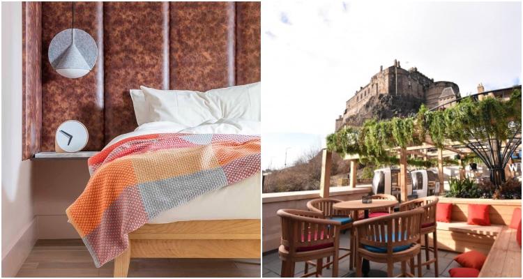 Edinburgh | Affordable Romantic Staycations UK | DesignMyNight