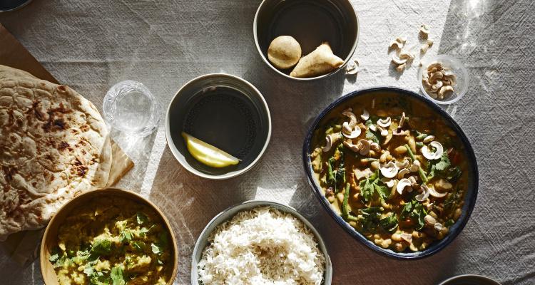 Spicebox Korma | London Meal Kit Review | DesignMyNight