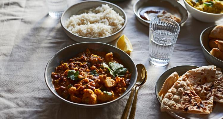 Spicebox Tikka Masala | London Meal Kit Review | DesignMyNight