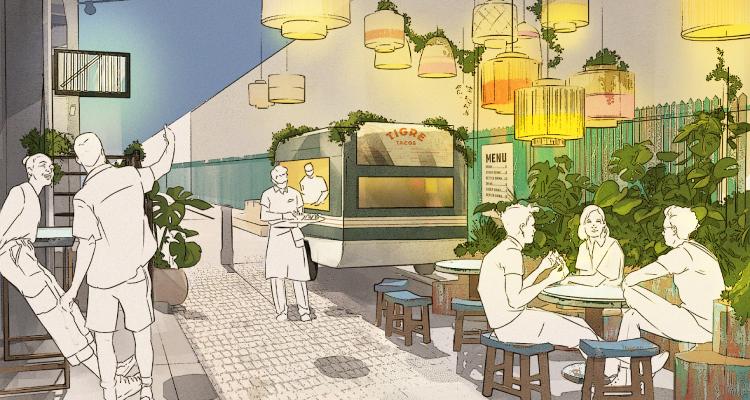 Nine Lives Alley | London Bar News | DesignMyNight