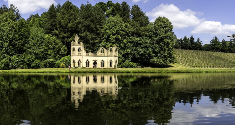 Painshill Park | Quirky Day Trips From London | DesignMyNight