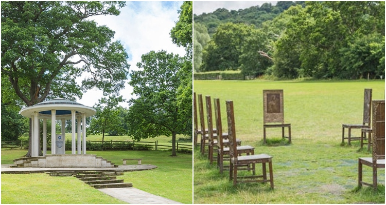 Runnymede | Quirky Day Trips From London | DesignMyNight