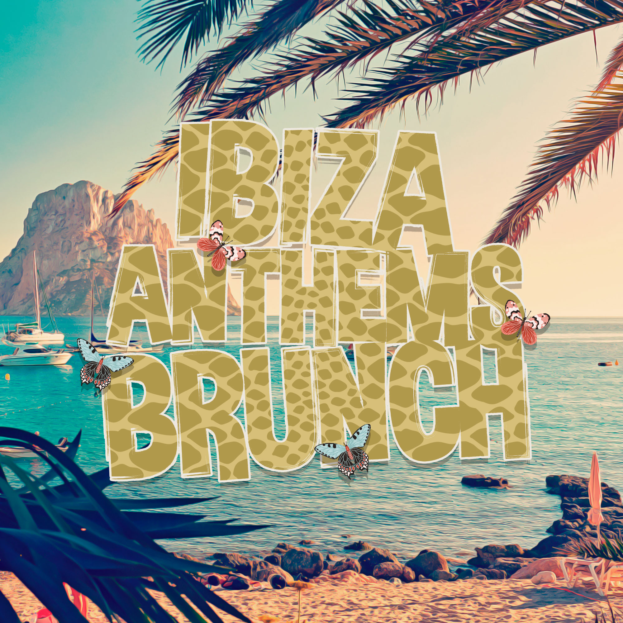 Ibiza Anthems Brunch - London Rooftop Party