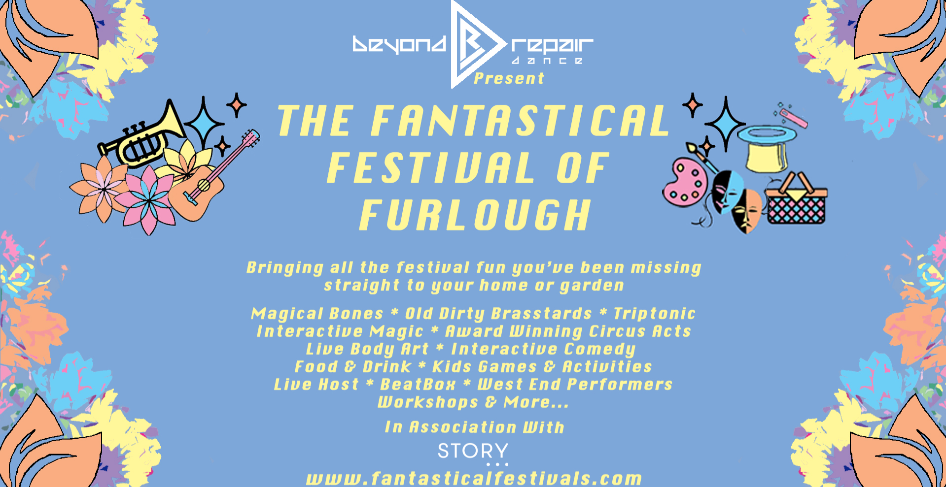 The Fantastical Festival of Furlough