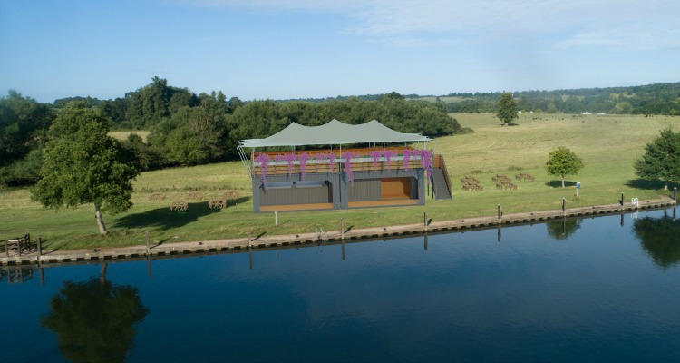 Jimmy Garcia The Lockdown Lodge UK Summer Pop-Up