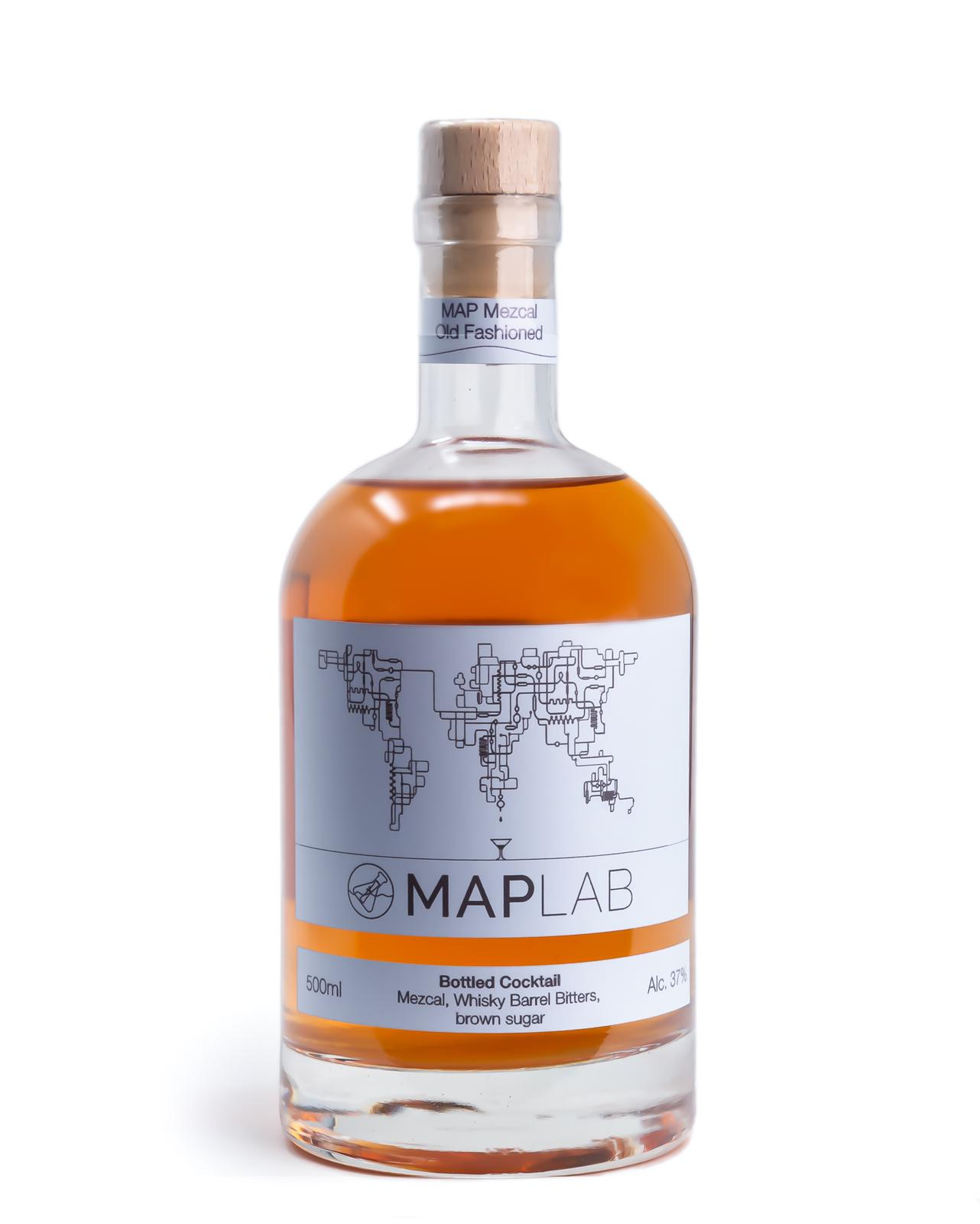 Mezcal Masterclass at MAP Maison