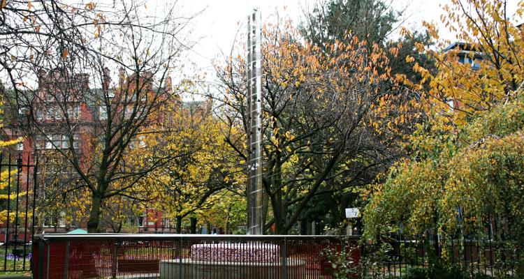 Sackville Gardens Manchester