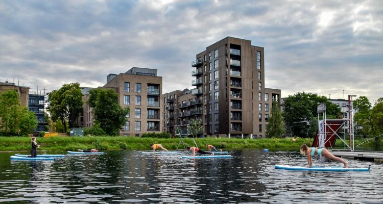 West Reservoir Centre Swimming London