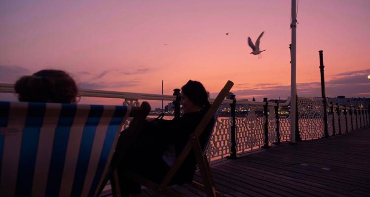 Brighton Palace Pier Sunset Cinema | Brighton Pop-Up News | DesignMyNight