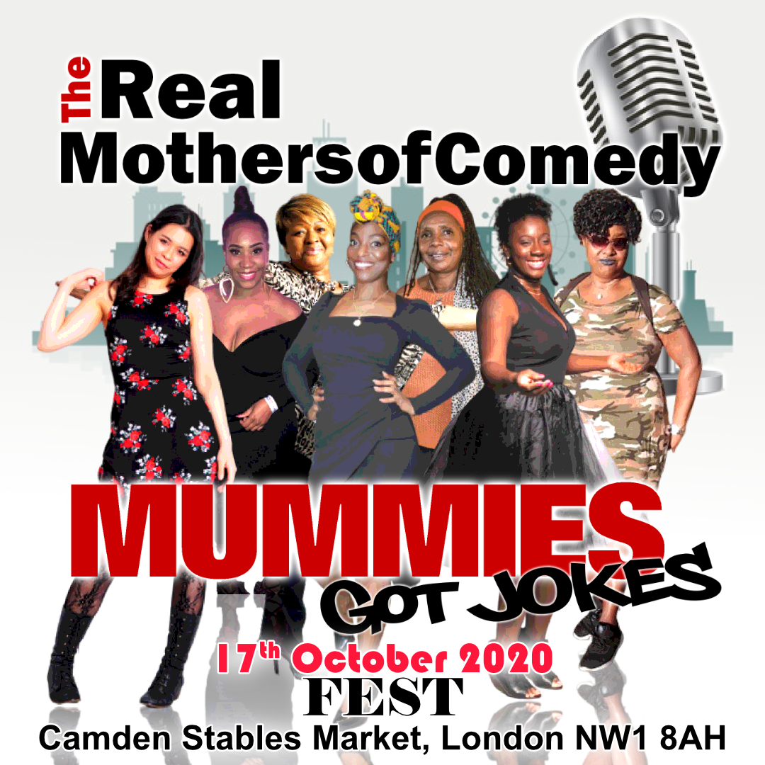 Mummies Got Jokes, The Real Mothers of Comedy