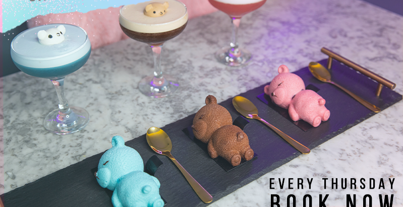 Bear with me Cakes & Cocktails