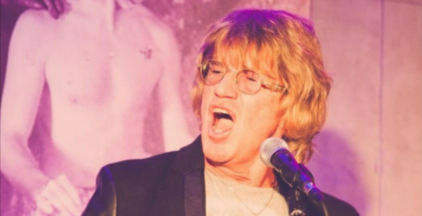 Another Evening With The Legend That Is... ROBIN ASKWITH