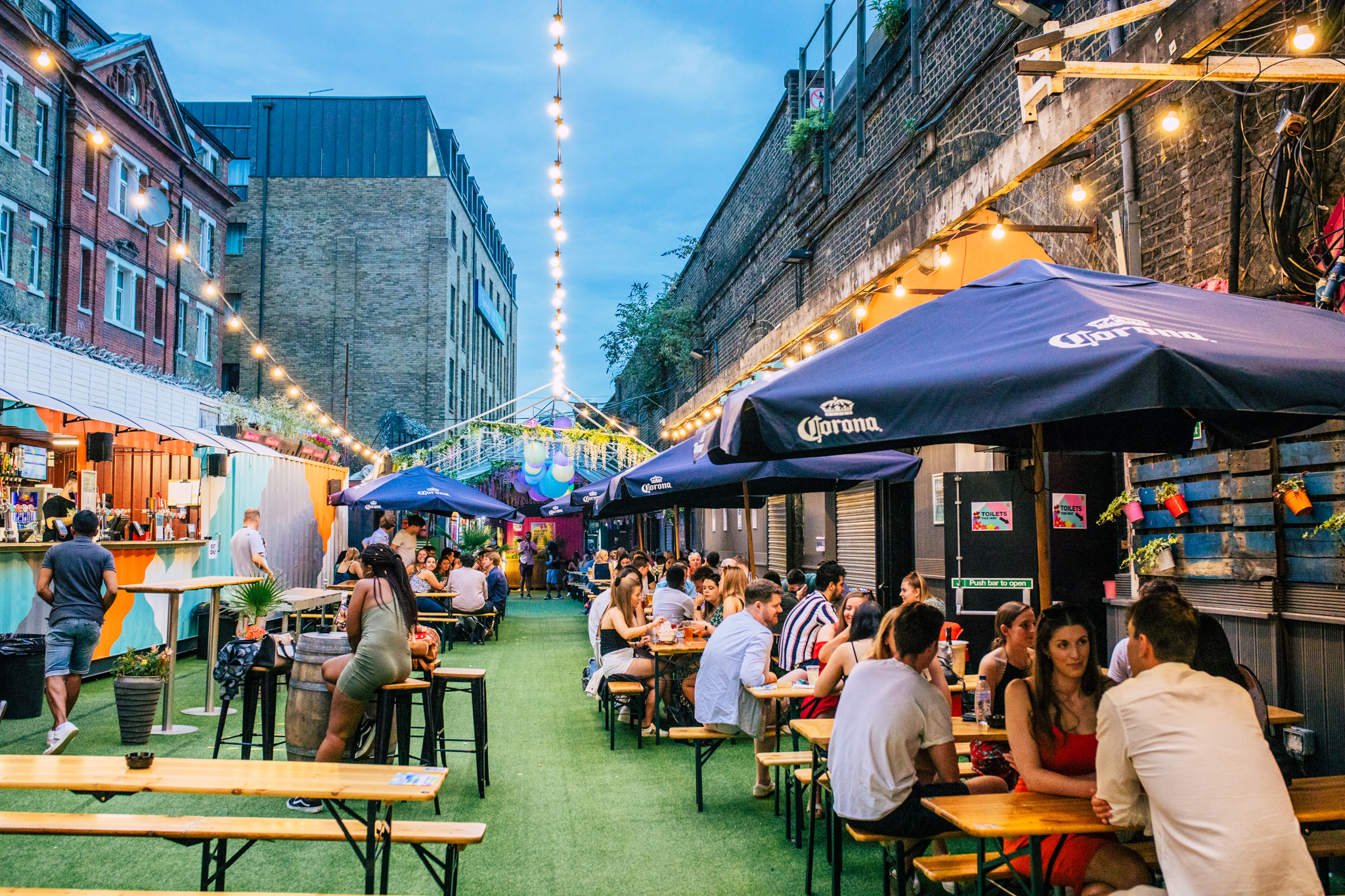 Vauxhall Food & Beer Garden
