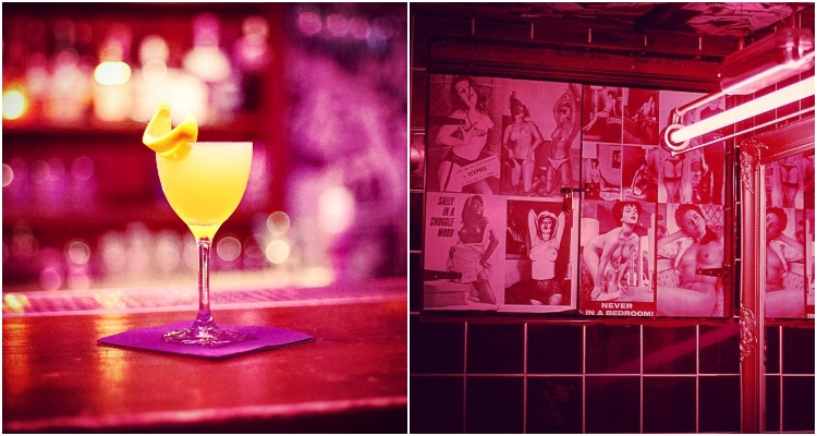Behind Closed Doors Manchester Sex Bar Cocktails