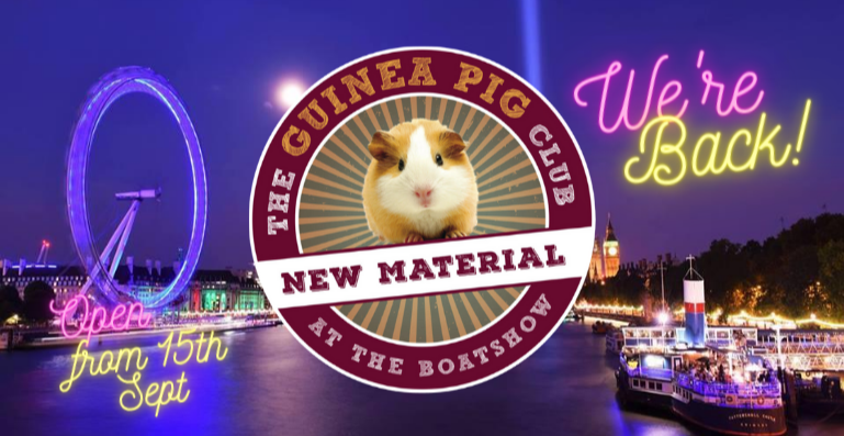 THE GUINEA PIG CLUB - EVERY TUESDAY @Tattershall
