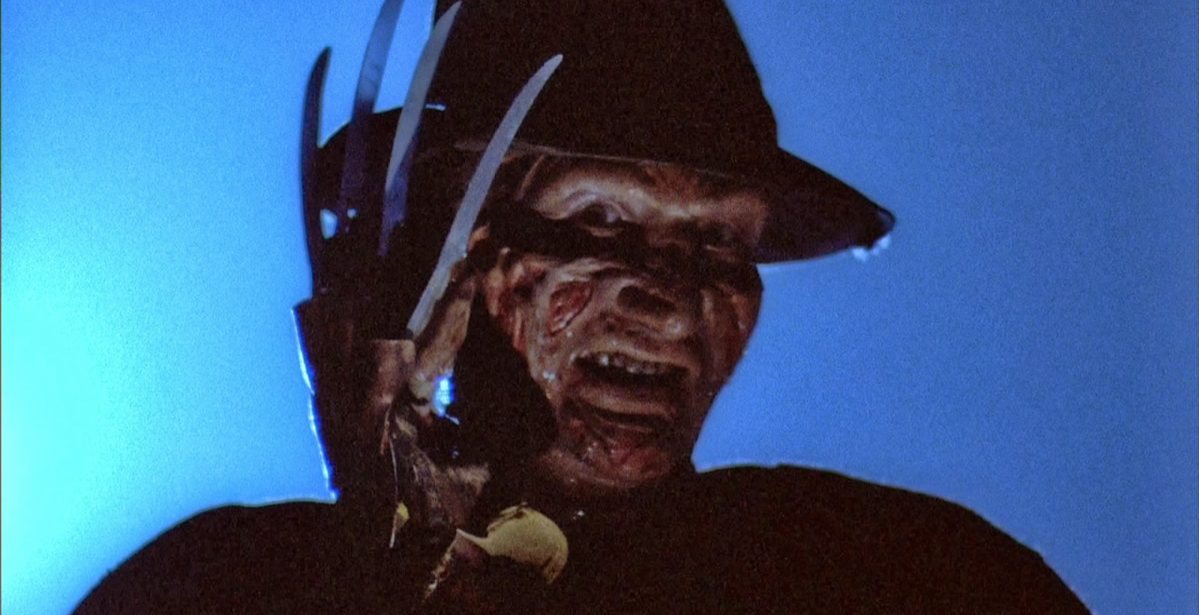 Fright Night Cinema- A Nightmare on Elm Street (1984)