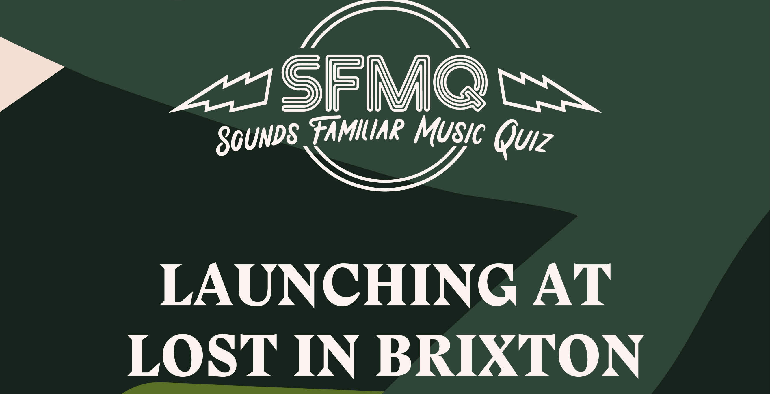 Sounds Familiar Music Quiz at Lost In Brixton