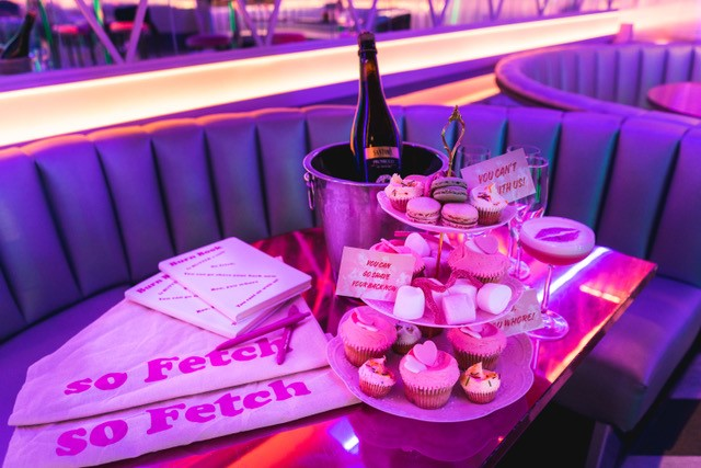 So Fetch! Afternoon Tea