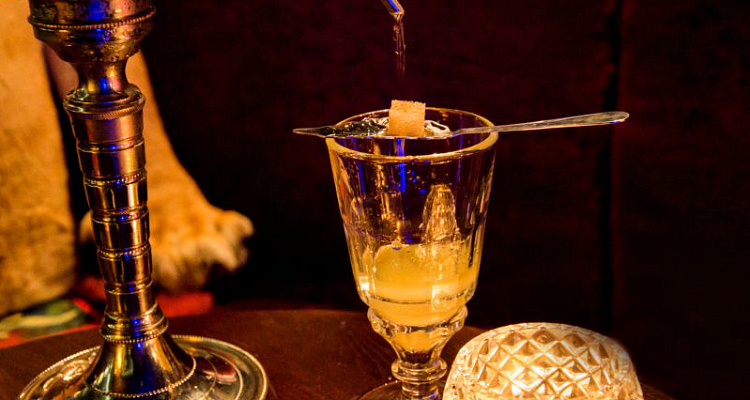 The Last Tuesday Society Absinthe Happy Hour | DesignMyNight