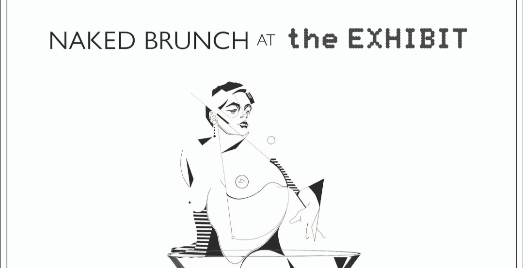 Naked Brunch: Life Drawing + Brunch
