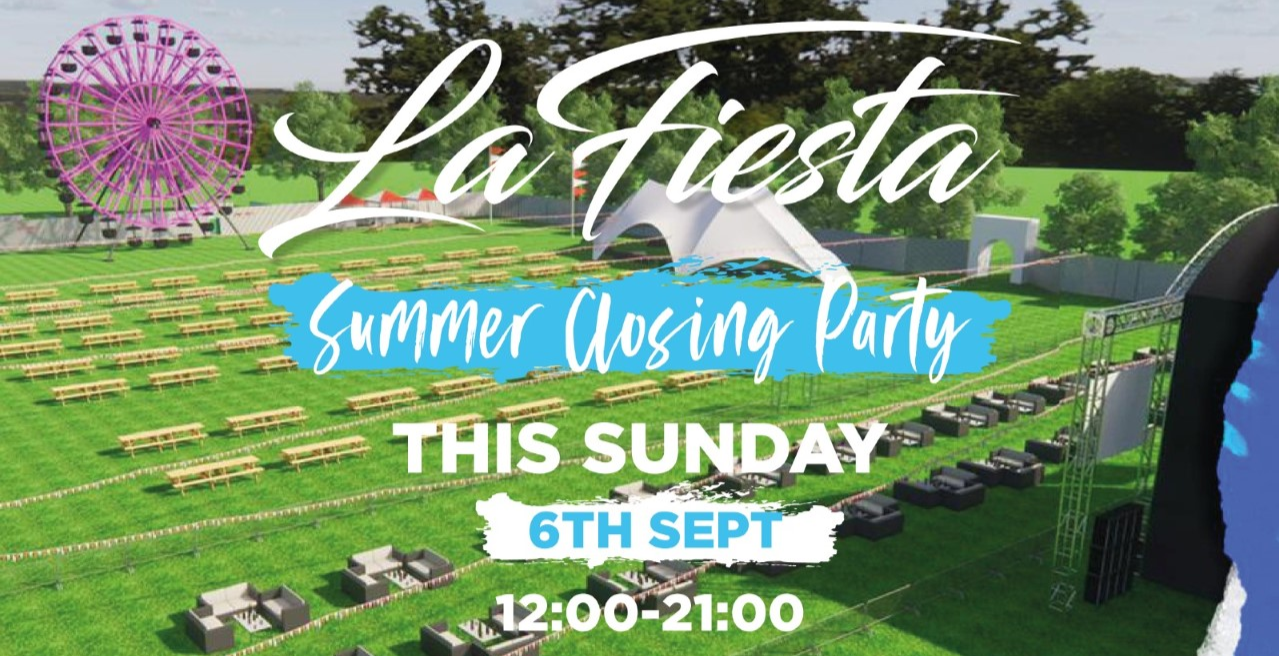La Fiesta Summer Closing Party