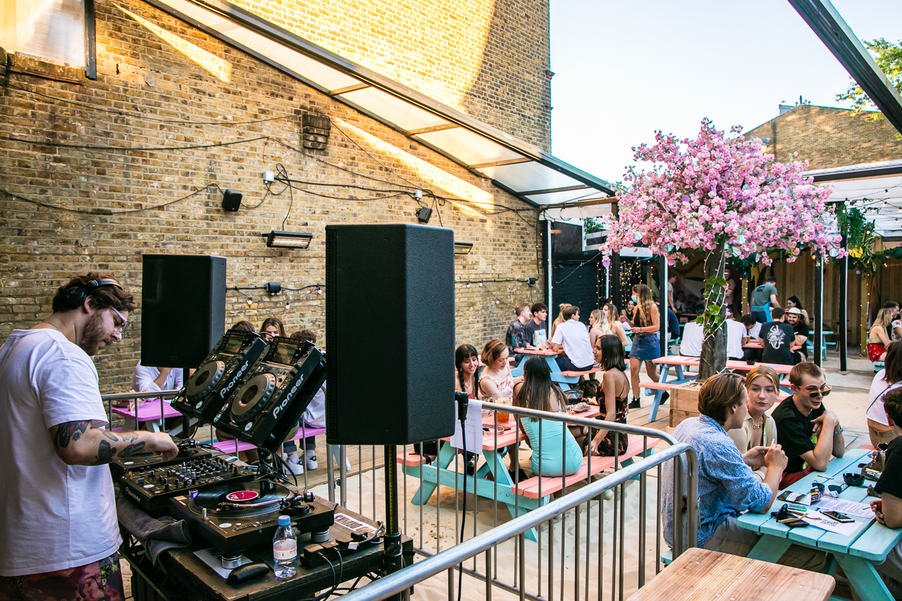 Shut The Front Door: Day & Night Terrace Party